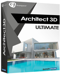 architect 3d official site architect software for 3d. Black Bedroom Furniture Sets. Home Design Ideas