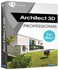 Architect 3D Mac Pro (V19)