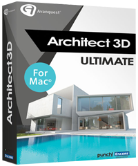 Architect 3D Mac Ultimate (V19)