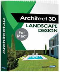 Architect 3D Mac Landscape Design (V19)