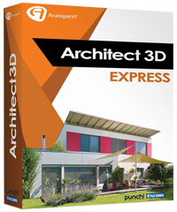 Architect 3D Express (v19)