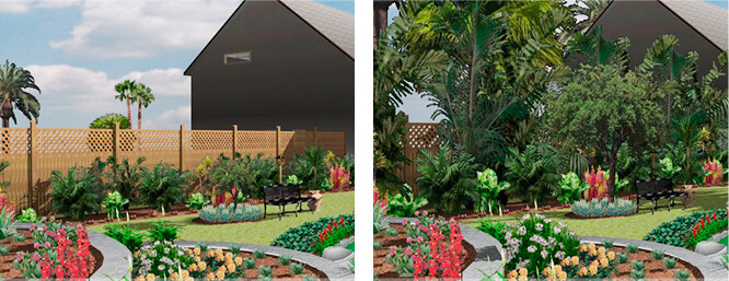 Design and landscape your garden