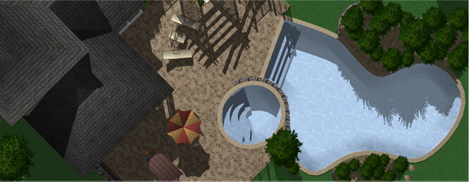 Design your ideal swimming pool