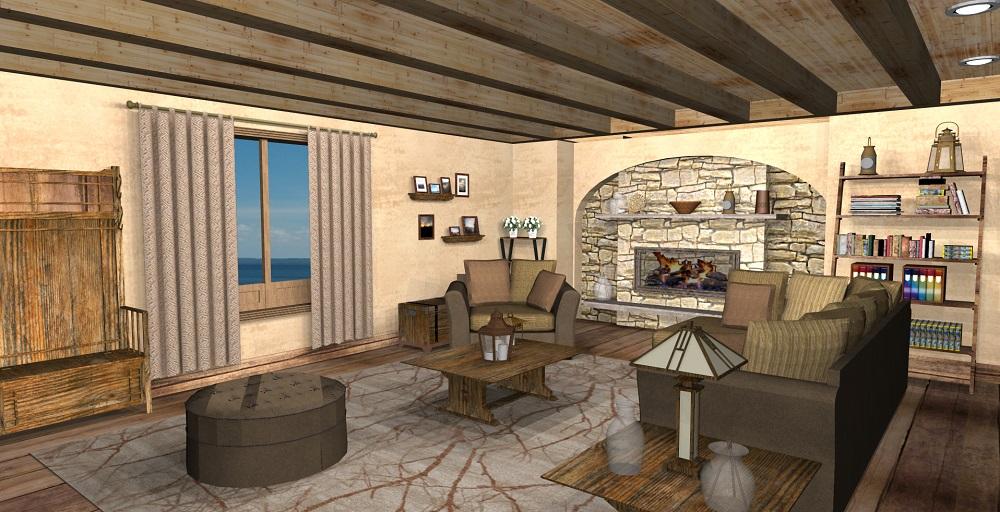 Living Room Cozy