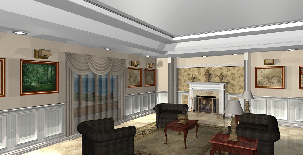 Living Room Formal