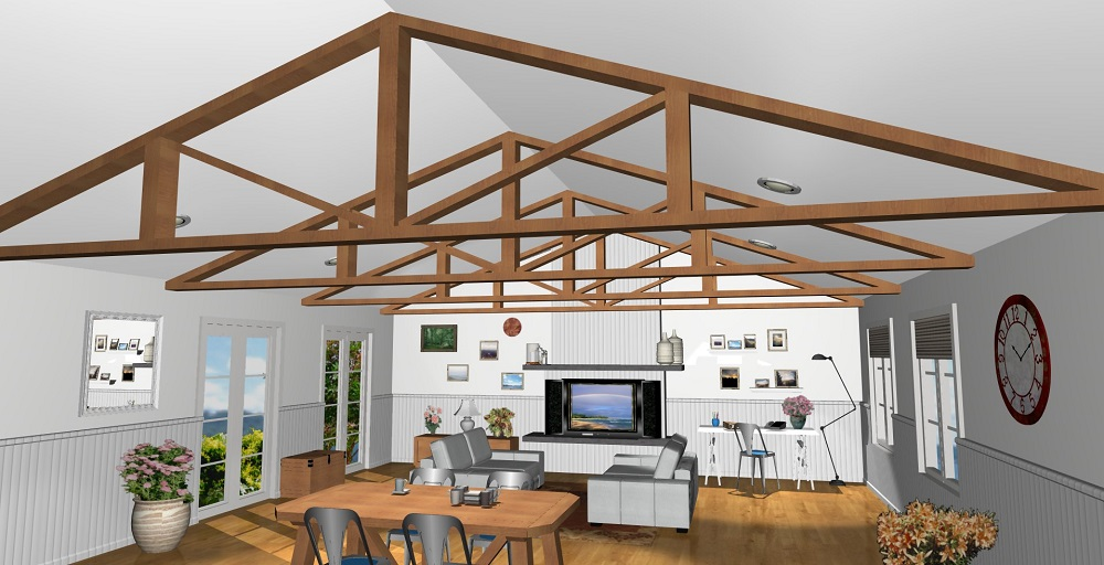 Open Plan Architect 3D