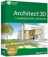 Architect 3D Mac Landscape