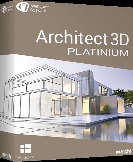 Download Architect 3D Platinum
